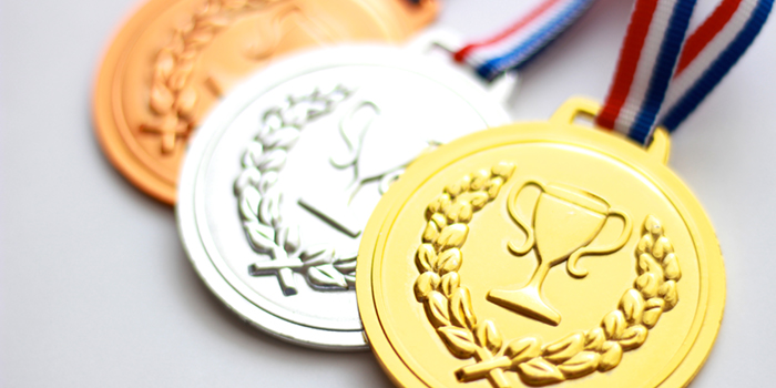 オリンピックのメダルがかかったシーンは盛り上がりどころ